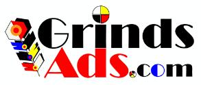 Grinds Ads logo